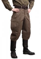 BW wool trousers, surplus