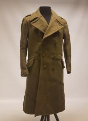 British Pattern 40 greatcoat