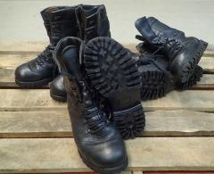 BW KS2000 combat boots, surplus.