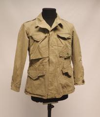 US M-1943 jacket, surplus #1