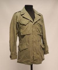 US M-1943 jacket, surplus #2