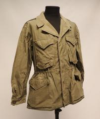 US M-1943 jacket, surplus #3