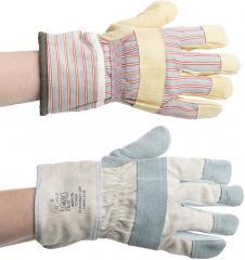 BW work gloves, surplus