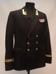 CCCP navy coat, Captain, 50-6