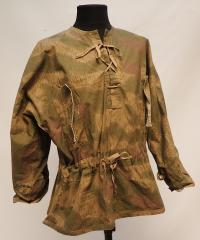 Wehrmacht camouflage smock, Sumpftarn, repro, surplus