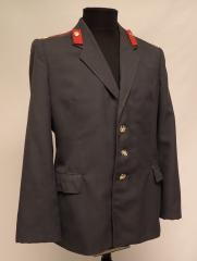Soviet parade jacket, gray, surplus