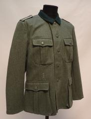 Wehrmacht M36 wool tunic, repro, surplus