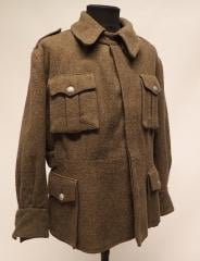 Finnish M27 tunic, movie prop, usurplus
