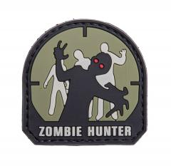 Zombie Hunter PVC morale patch.