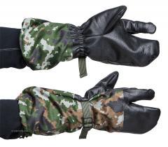 Särmä TST mittens w/ trigger finger