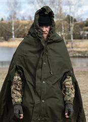 Polish two-man tent, surplus