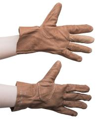 Czech women's leather gloves, surplus