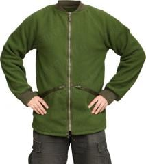 British Soldier 95 fleece jacket, olive green, surplus