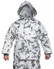 Inttistore M05 snow camo jacket