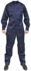 British coverall, flame retardant, surplus