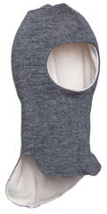 Särmä kids' balaclava, dark grey
