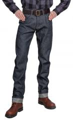 Särmä Raw Denim jeans, dark blue