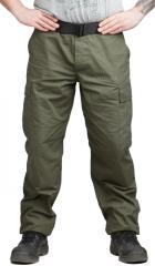 Teesar BDU trousers, ripstop