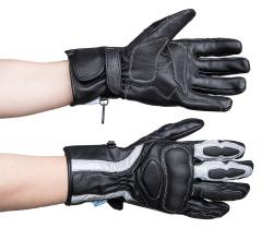 FinnProtec NK2 motorcycle gloves
