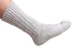 Helsingin villasukkatehdas woollen socks