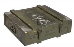 Polish MG57 crate, surplus
