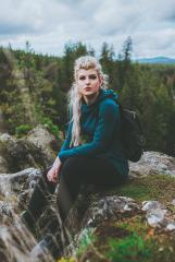 Särmä Women's Merino Wool Hoodie