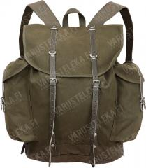 BW mountain trooper rucksack, old model, surplus