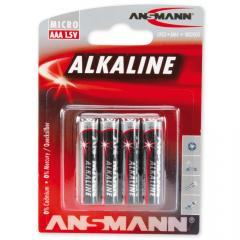 Ansmann Red Alkaline
