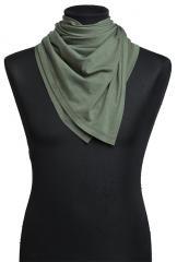 Särmä square scarf, merino wool