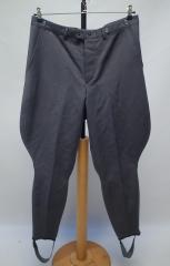 Breeches, gray, used