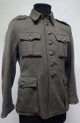 Finnish M36 wool tunic #6