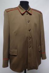 Soviet officer's coat, Major General
