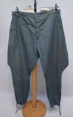 Wehrmacht officer's breeches, repro, used #1