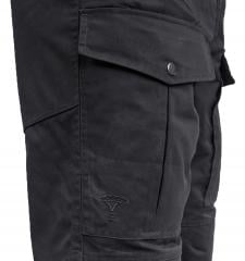 Särmä Outdoor Pants. The cargo pocket in the front doesn't swing around