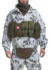 Särmä TST L7 Camouflage Anorak. Generously oversized for wear over body armour and load bearing equipment.