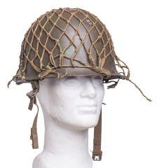 SADF M63 steel helmet verkolla