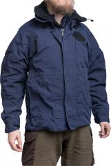 Swedish Gore-Tex foul weather jacket, dark blue, surplus