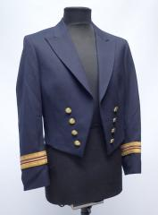 Finnish navy evening jacket, surplus