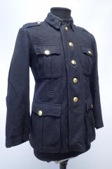 German / Finnish fireman's wool tunic #2