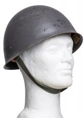 Finnish M60 steel helmet, surplus
