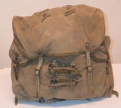 Finnish wartime rucksack, large