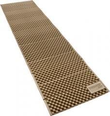 Therm-A-Rest Z Lite Sleeping Pad, Coyote/Gray, Regular. The underside is coyote coloured.