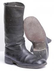 Finnish leather jackboots, old model, 41