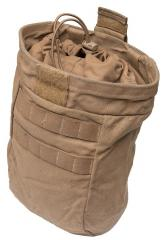 USMC Magazine Dump Pouch, Coyote Brown, surplus