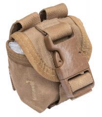 USMC MOLLE Pouch M67 Grenade, Coyote Brown, surplus