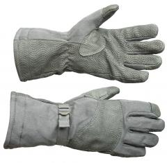 US Masley Gore-Tex Flyer's Gloves, Foliage Green, Surplus