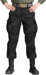 BW Moleskin trousers, black