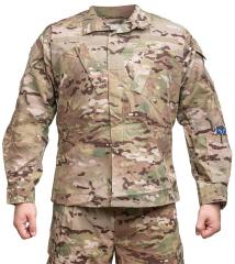 US FRACU jacket, Multicam, surplus