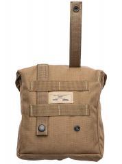 USMC IFAK Pouch, Coyote Brown, surplus