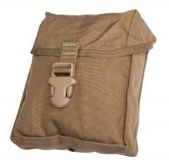 USMC IFAK Pouch, Coyote Brown, surplus
